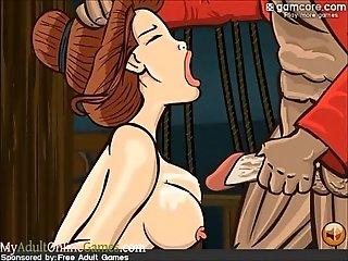 Pirate Slave bdsm sexy games