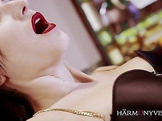 HARMONY VISION Lesbian Debauchery