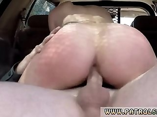 Big ass ebony police and tape tied first time Pale Cutie Banging on